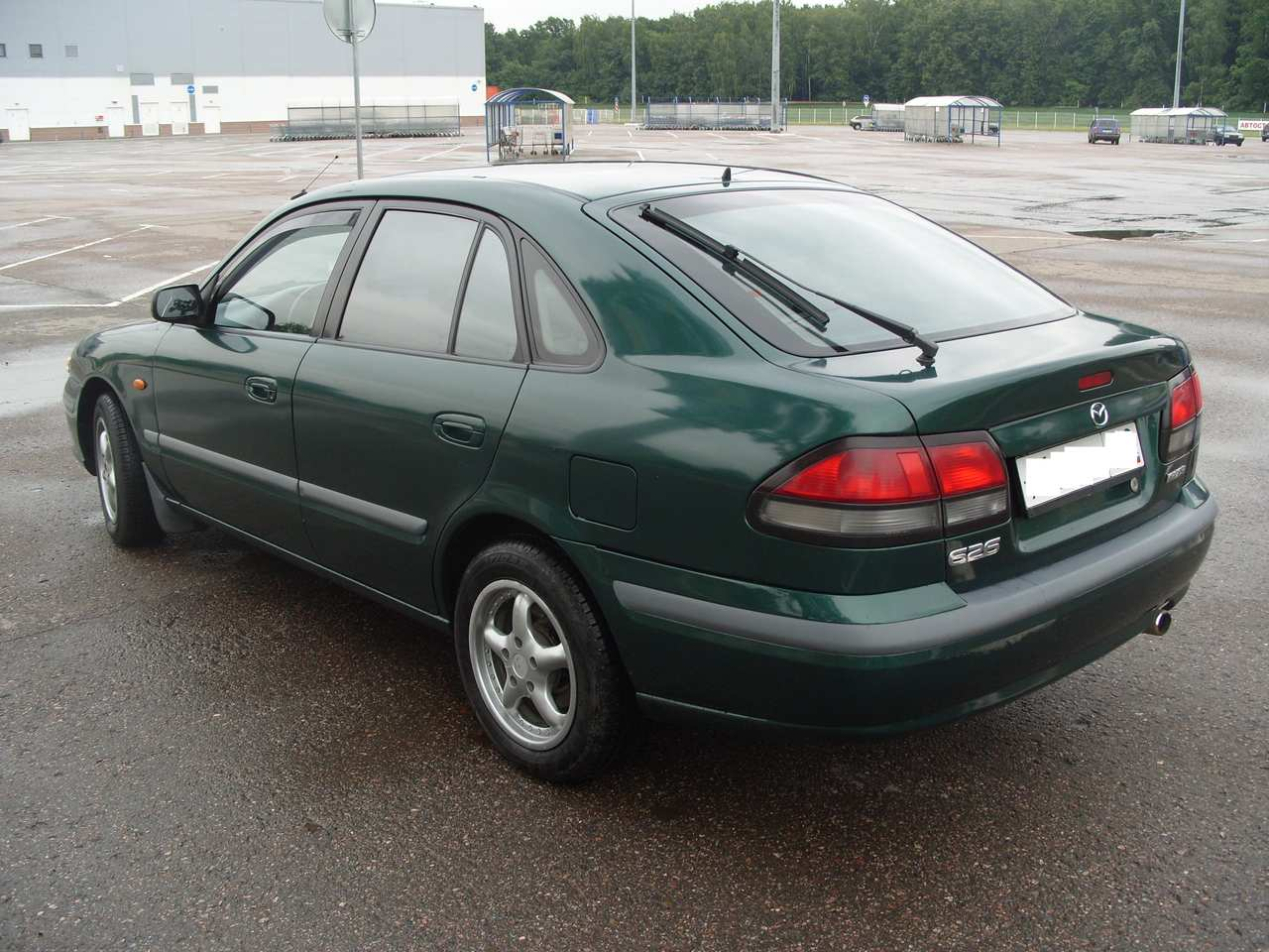 1999 Mazda 626 Specs Engine Size 2 0 Fuel Type Gasoline Drive Wheels Ff Transmission Gearbox Automatic