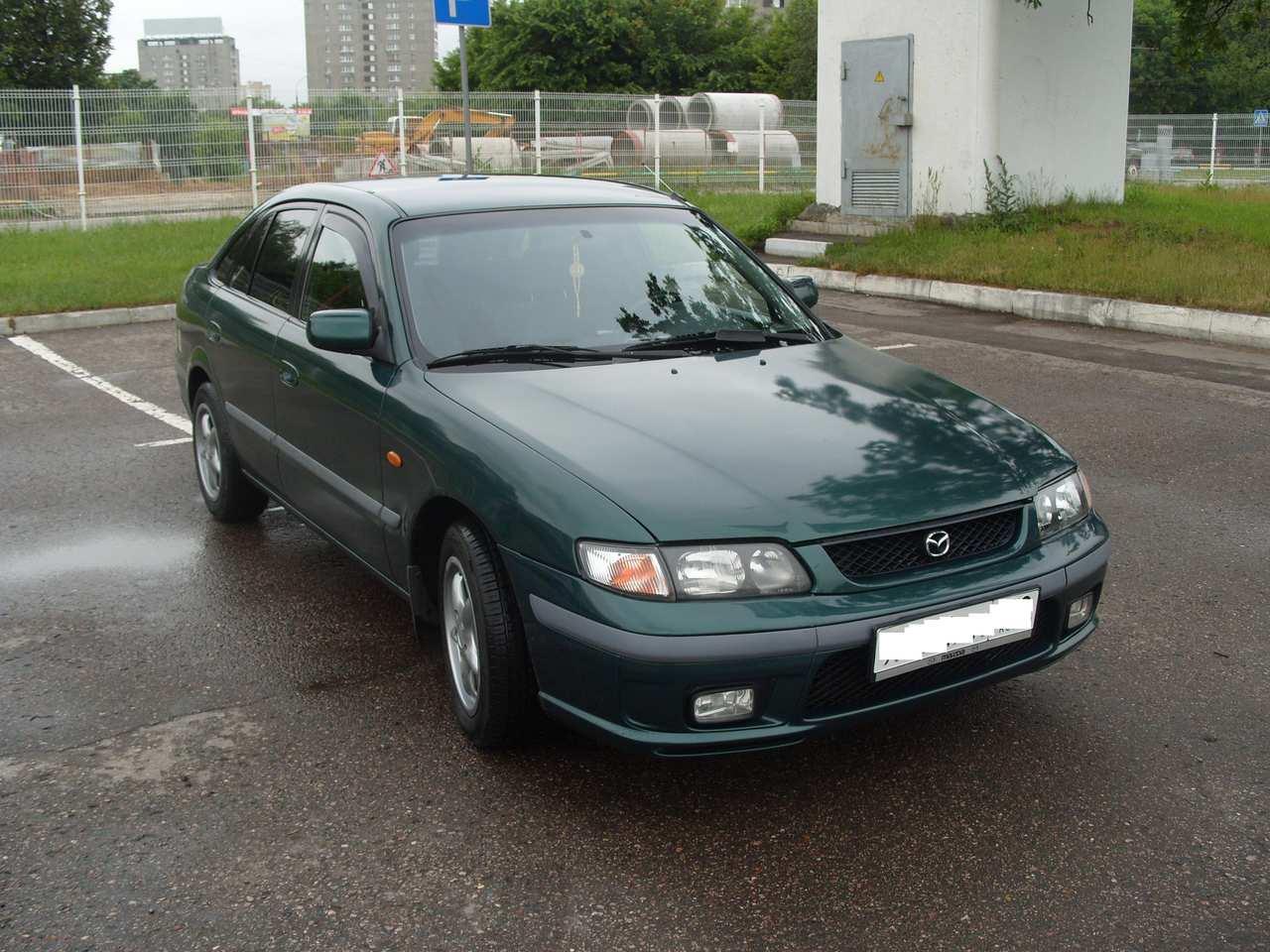 1999 Mazda 626 Photos
