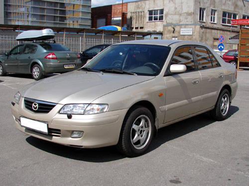 2000 Mazda 626 Pictures, 2.0l., Gasoline, FF, Manual For Sale