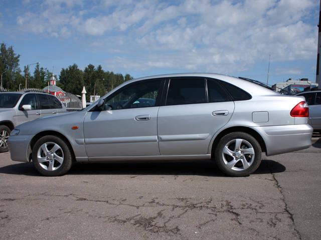 2001 Mazda 626 specs, Engine size 2000cm3, Fuel type ...