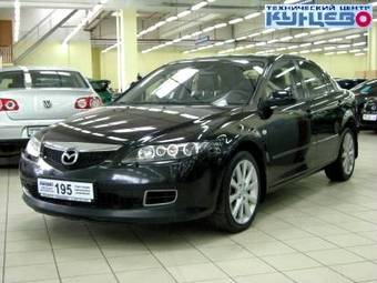 2006 Mazda 626 Photos, 2.3, Gasoline, FF, Automatic For Sale