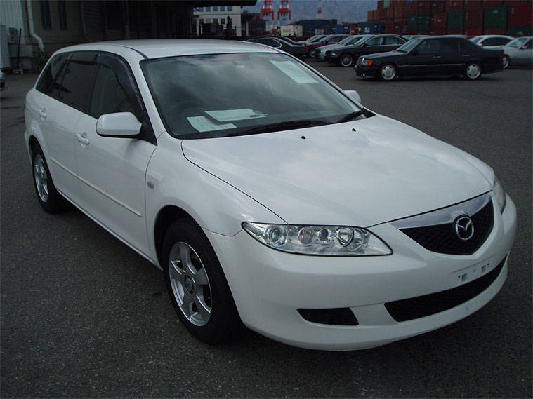 2005 Mazda Atenza Sport Wagon Pics 20 Gasoline Automatic For Sale