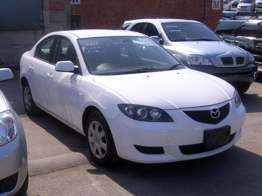 Mazda3 For Sale >> 2004 Mazda Axela Pictures, 1500cc., Gasoline, FF ...