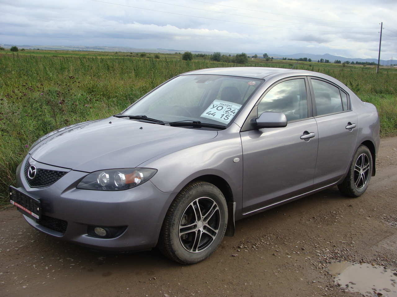 Mazdaspeed3 For Sale >> 2004 Mazda Axela Photos, 1.5, Gasoline, FF, Automatic For Sale
