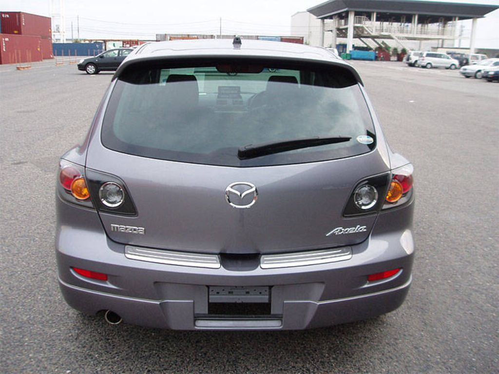 Mazdaspeed3 For Sale >> 2005 Mazda Axela Pictures For Sale