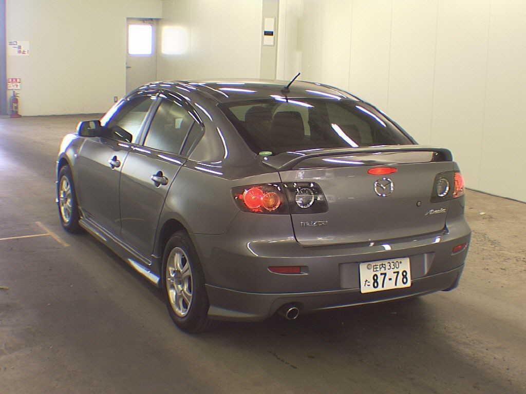 2005 mazda axela photos 1 5 gasoline ff cvt for sale