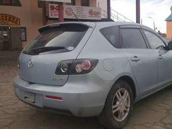 2007 Mazda Axela Photos