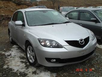 2008 Mazda Axela Photos