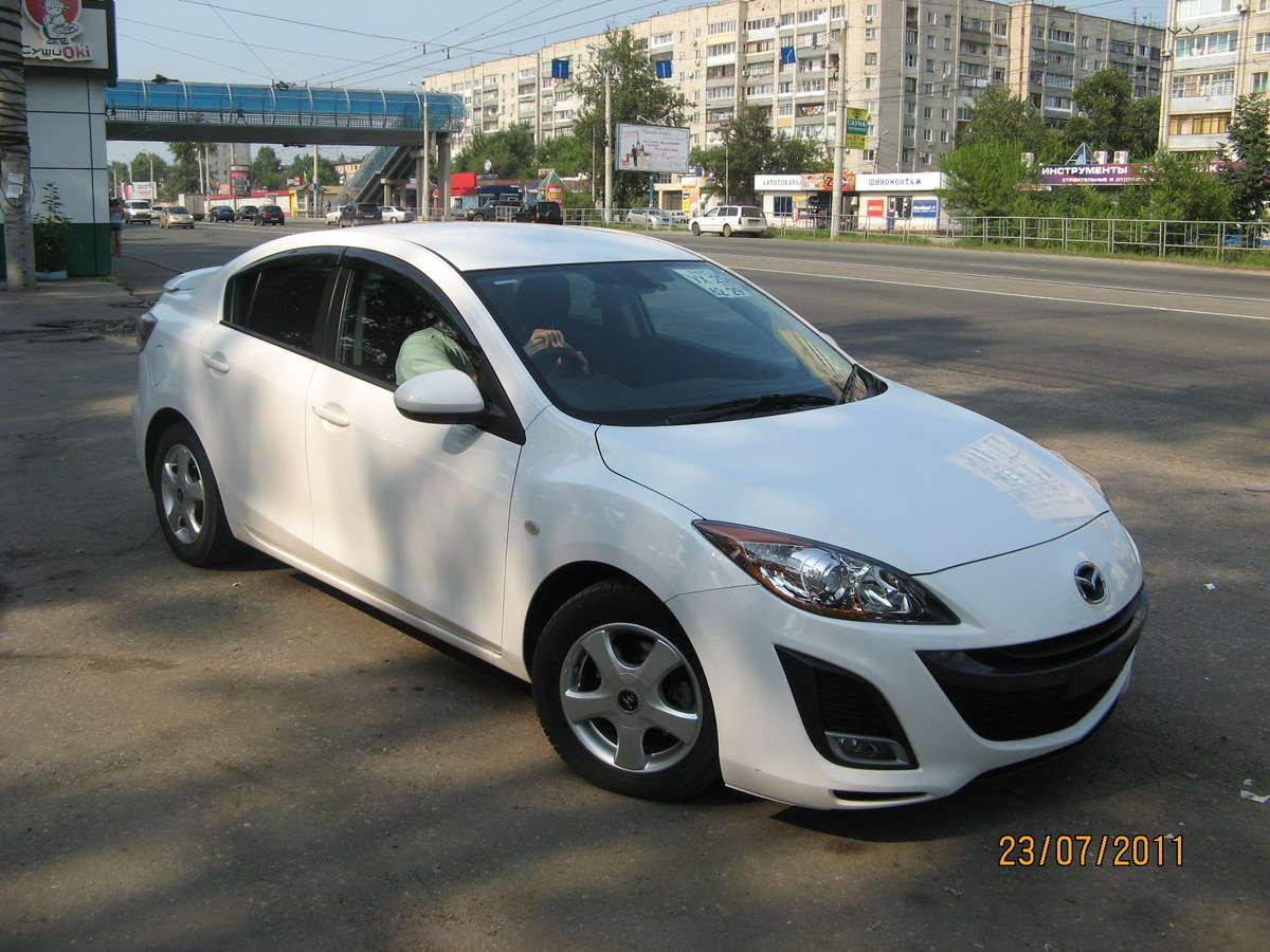 2011 Mazda Axela Pictures 1 5l Gasoline Ff Automatic