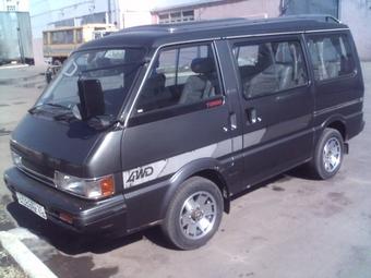 1989 Mazda Bongo For Sale