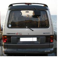Used 1992 Mazda Bongo Images