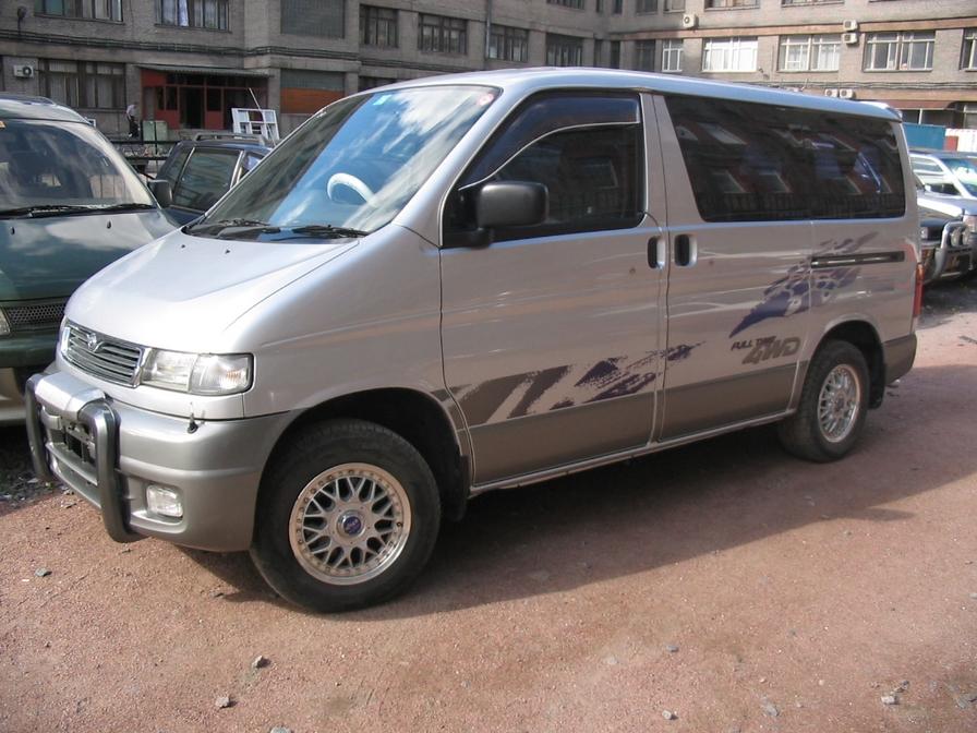 1996 Mazda Bongo specs: mpg, towing capacity, size, photos