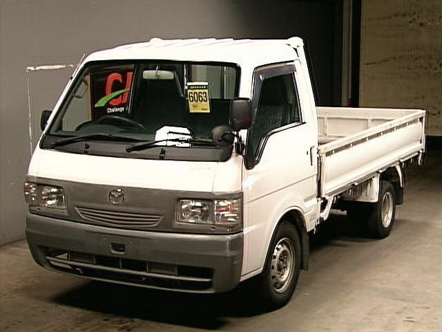 1999 Mazda Bongo Brawny specs: mpg, towing capacity, size ...
