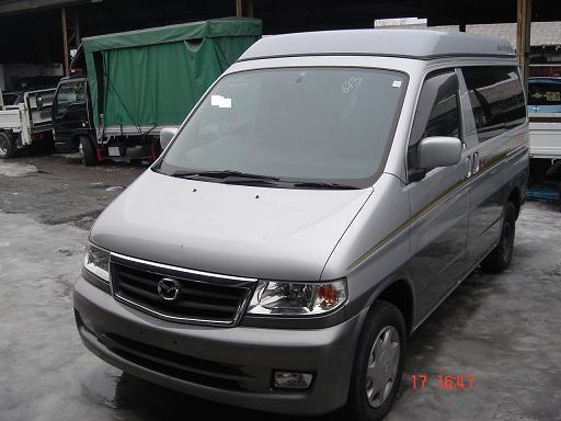 1999 Mazda Bongo Friendee specs, Engine size 2.5, Fuel ...