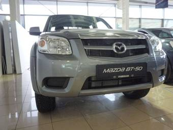2011 Mazda BT-50 Photos