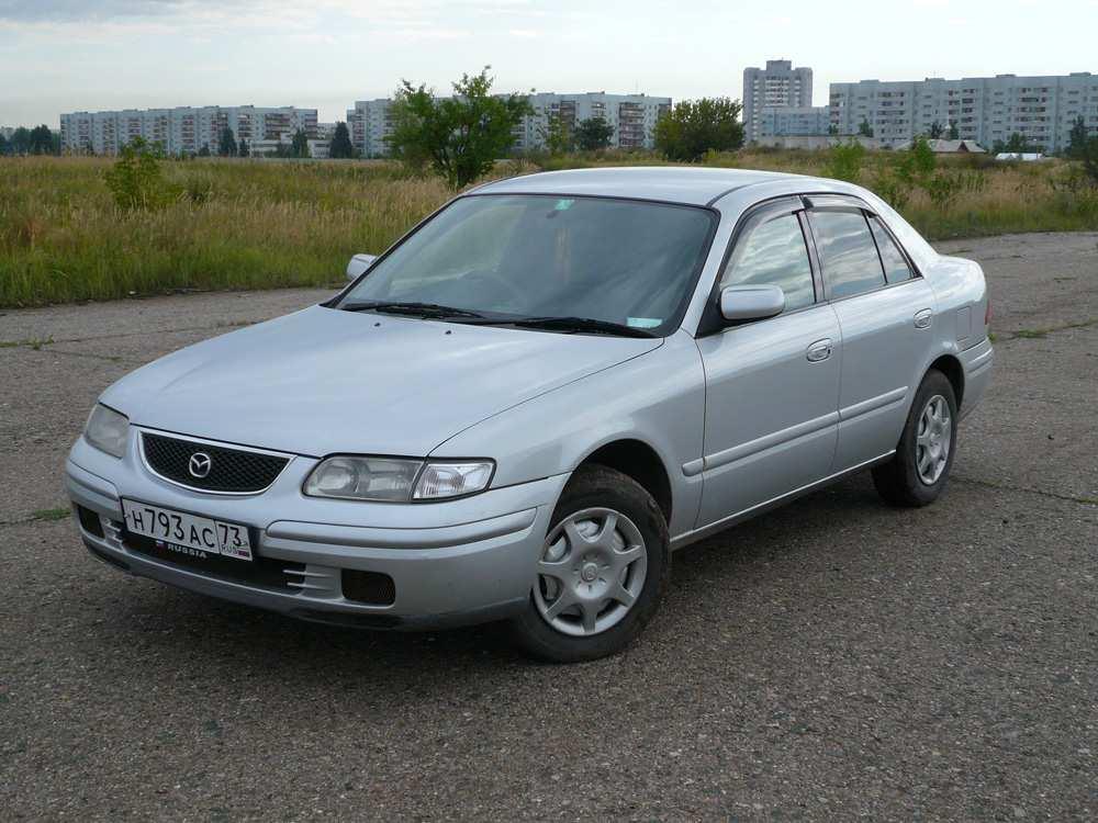 Used 1999 Mazda Capella Photos, 1800cc., Gasoline, FF, Manual For Sale