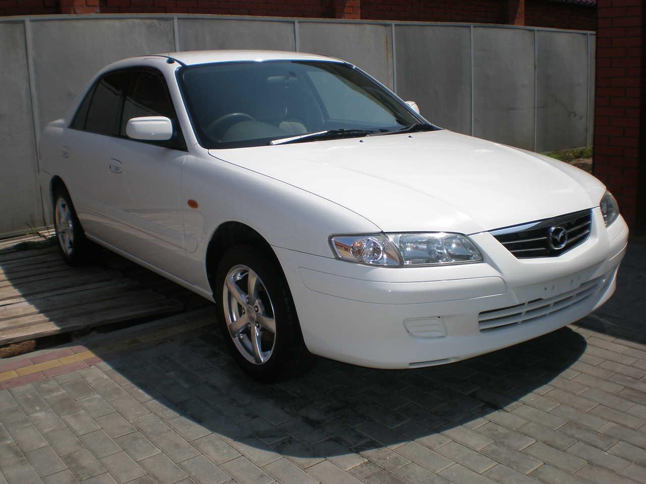 Used 2003 Mazda Capella Photos, 1800cc., Gasoline, FF, Automatic