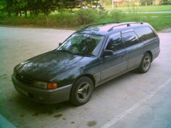1996 Mazda Capella Wagon
