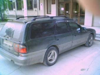 1996 Capella Wagon