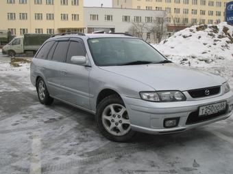 mazda capella wagon 1997