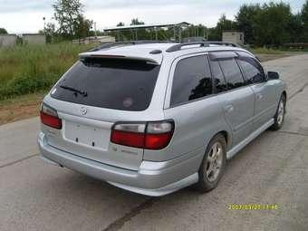 1998 Mazda Capella Wagon Pictures