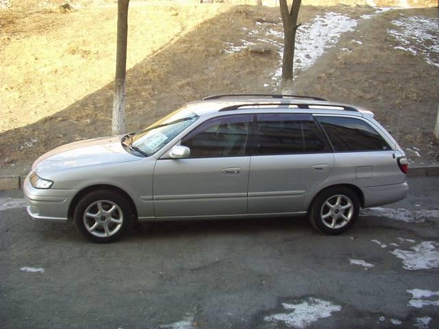 Mazda Capella Wagon S-RX 2000