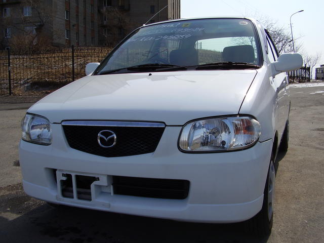 2003 Mazda Carol Pictures, 0.7l., Gasoline, FF, Automatic For Sale