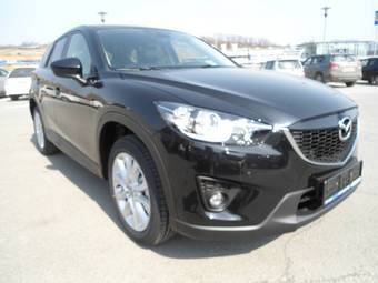 2012 Mazda CX-5 Pictures
