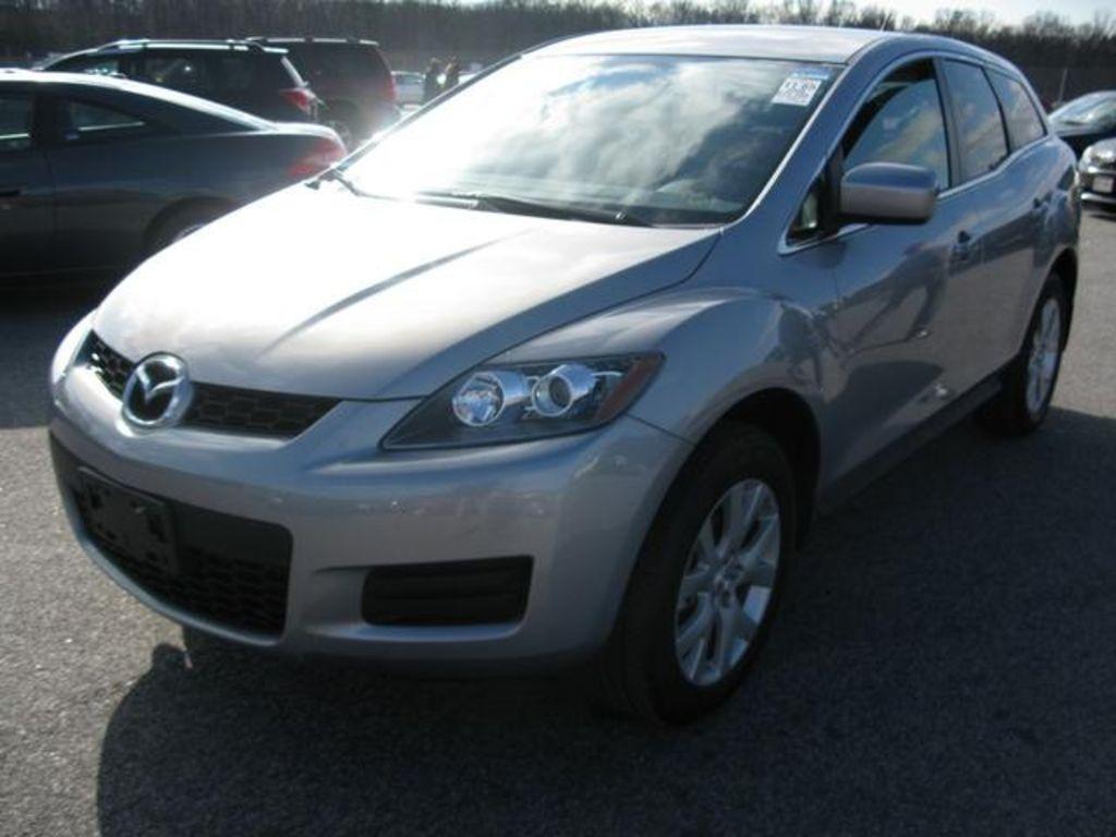 2008 Mazda CX-7 Pictures