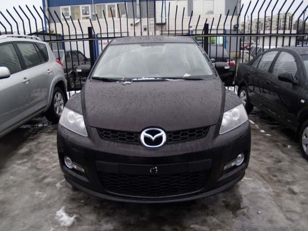 2008 mazda cx 7 for sale. Black Bedroom Furniture Sets. Home Design Ideas