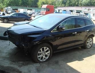 2009 Mazda Cx 7 Pictures 2 3l Gasoline Automatic For Sale