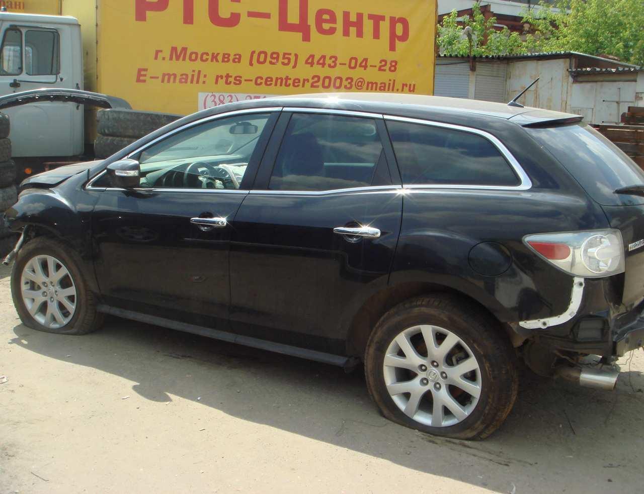 Used 2009 Mazda Cx 7 Pics 2 3 Gasoline Automatic For Sale