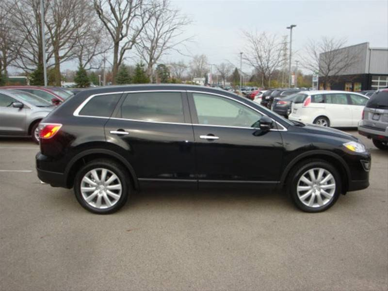 2010 mazda cx 9 pictures gasoline automatic for sale. Black Bedroom Furniture Sets. Home Design Ideas