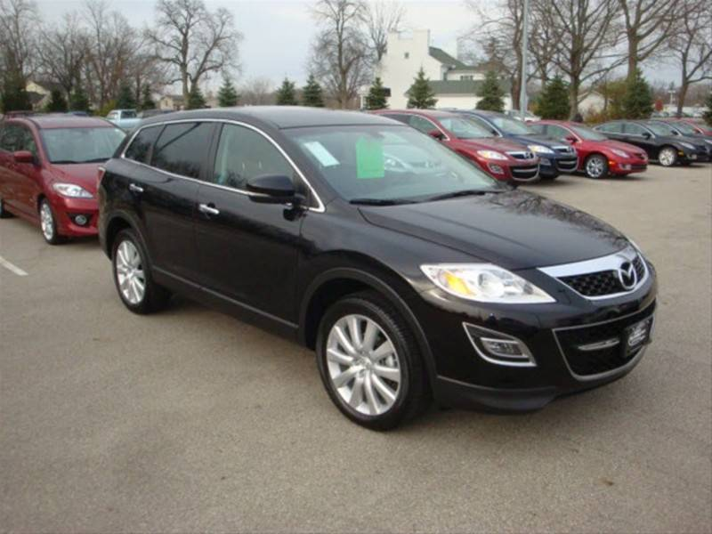 used 2010 mazda cx 9 photos 3700cc gasoline automatic. Black Bedroom Furniture Sets. Home Design Ideas