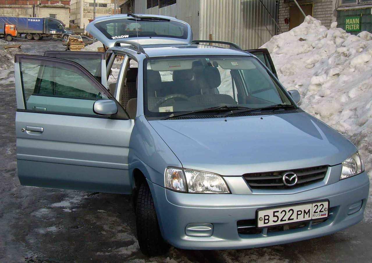 Ford Festiva For Sale >> 2000 Mazda Demio Pics, 1.3, Gasoline, FF, Automatic For Sale