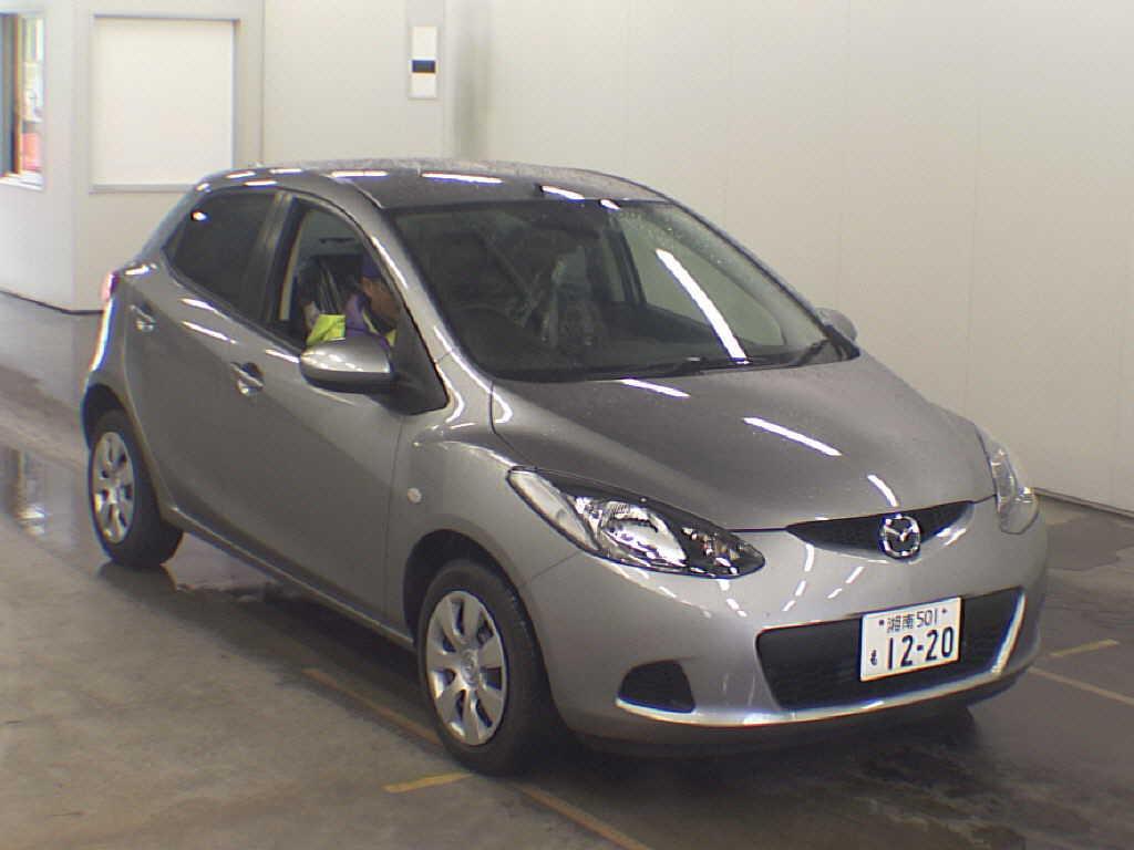 2009 Mazda Demio Photos 1 3 Gasoline Ff Automatic For Sale
