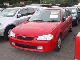 1999 Mazda Familia For Sale