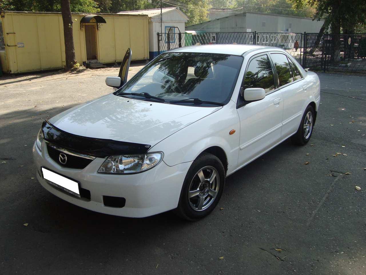 Mazda familia 2002 запчасти