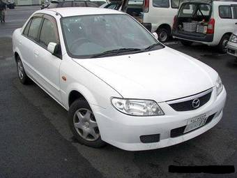 2004 Mazda Familia Photos