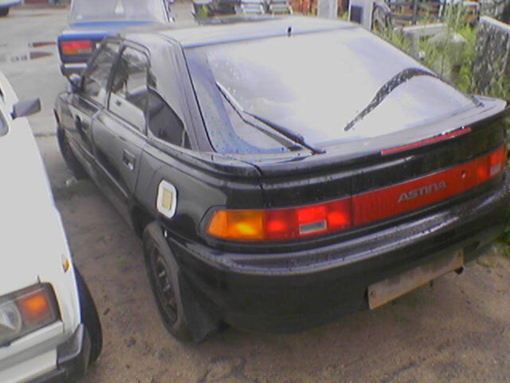 mazda familia astina 1991