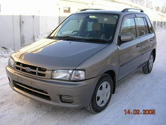 1998 Mazda FORD Festiva MINI Wagon