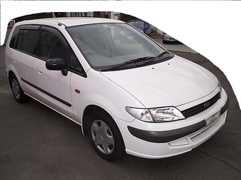 2000 Mazda FORD Ixion
