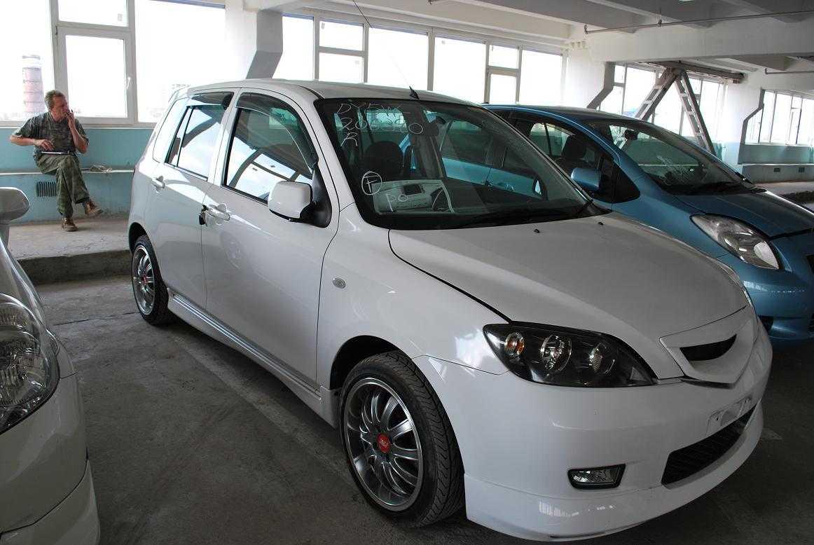 2003 Mazda Mazda2 Pictures, 1.5l., Gasoline, FF, Automatic For Sale