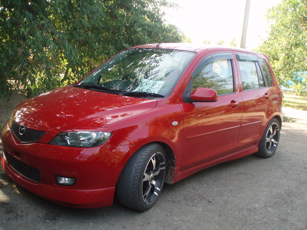 used 2005 mazda mazda2 photos 1500cc gasoline ff automatic for sale. Black Bedroom Furniture Sets. Home Design Ideas