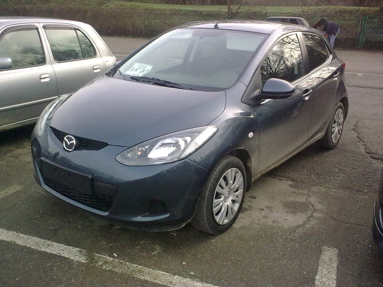 used 2008 mazda mazda2 photos 1500cc gasoline ff manual for sale. Black Bedroom Furniture Sets. Home Design Ideas