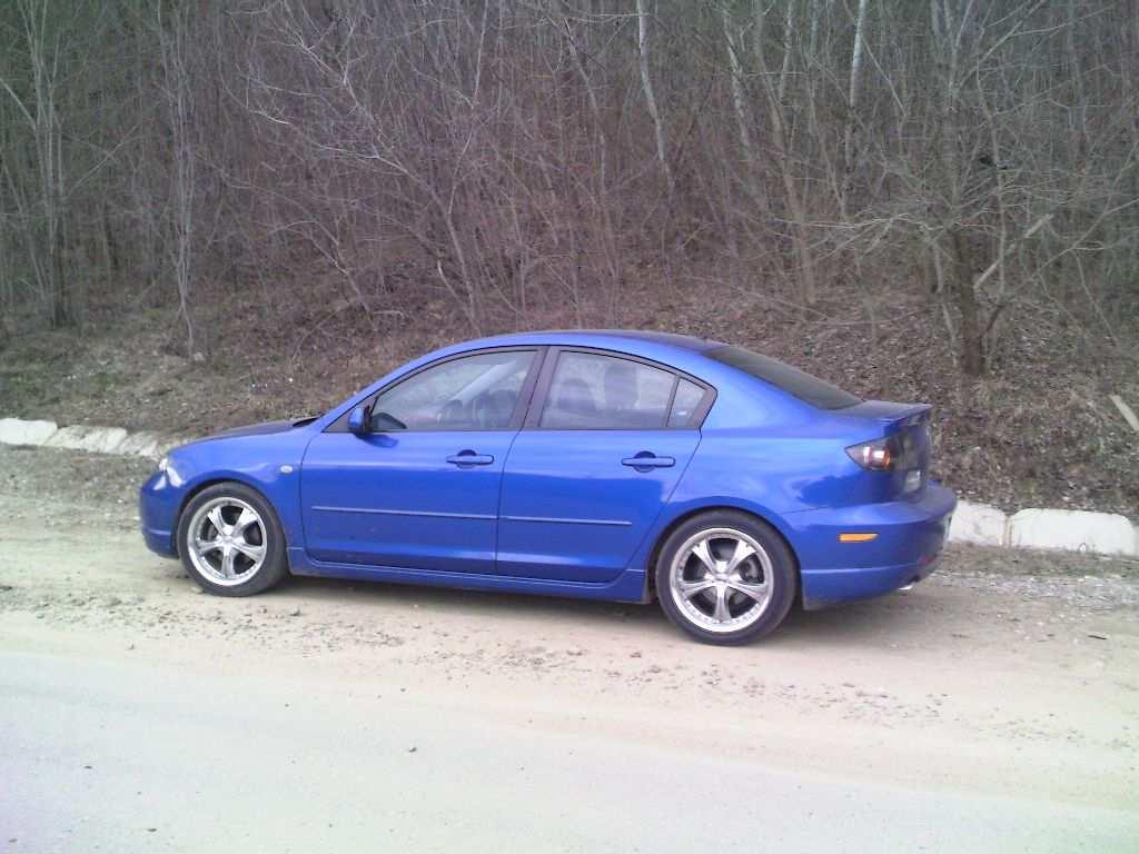 Used 2003 Mazda Mazda3 Photos 1600cc Gasoline Ff