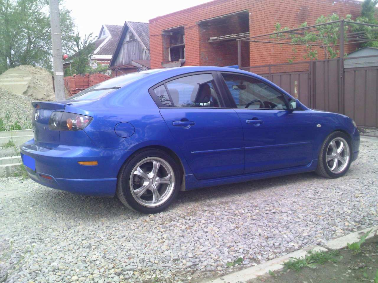 2003 mazda mazda3 wallpapers, 1.6l., gasoline, ff, automatic for