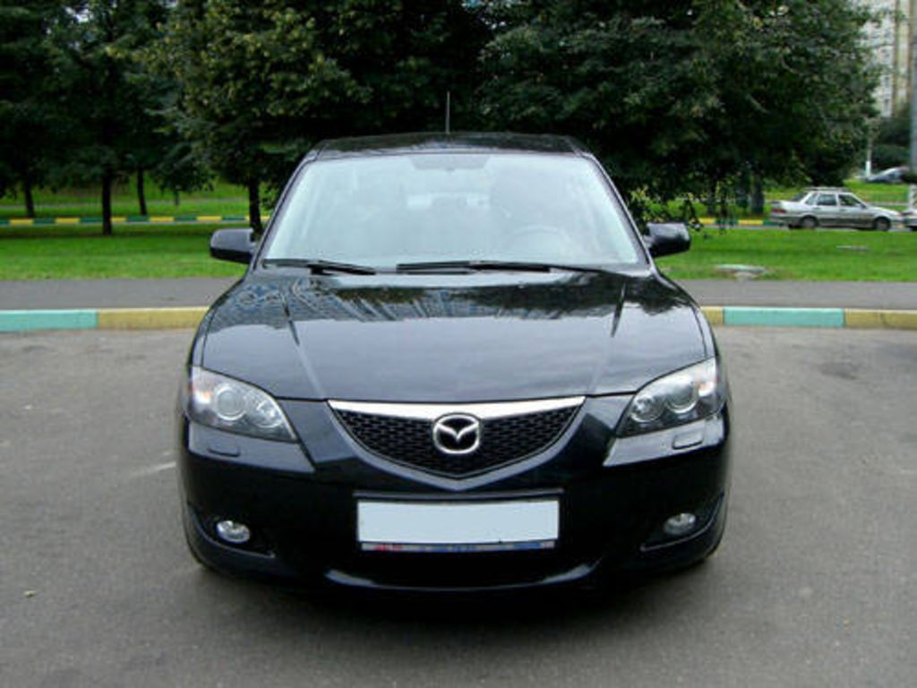 Mazdaspeed3 For Sale >> 2005 Mazda Mazda3 Wallpapers