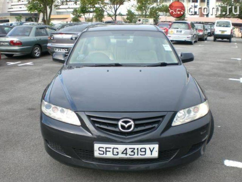 2003 Mazda Mazda6 For Sale