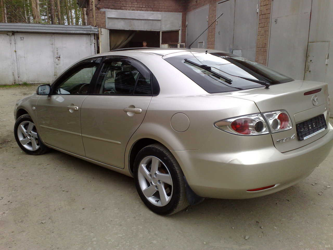 2004 mazda mazda6 pictures gasoline ff automatic for sale. Black Bedroom Furniture Sets. Home Design Ideas